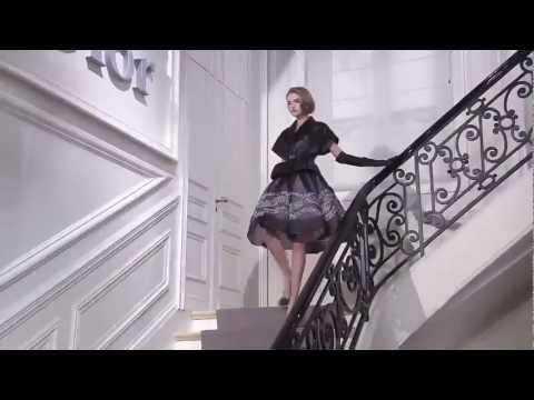 Модно ревю Christian Dior Haute Couture Пролет/Лято 2012 част 1