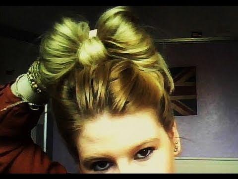 Как да си направим панделка с косата
