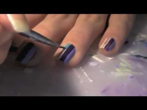Как да си направим маникюр на ленти