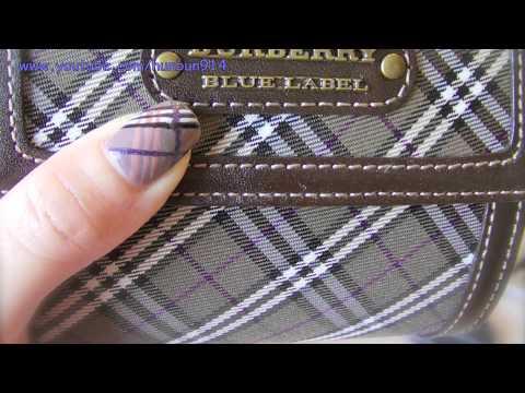 Как да си направим маникюр Burberry
