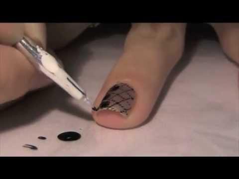 Как да си направим стилен маникюр каре