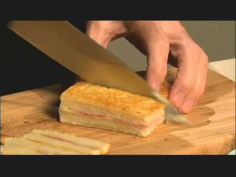 30 секунди с Жак Пепен-сандвич с шунка