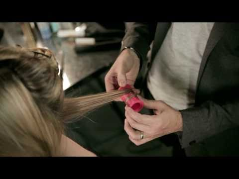 Как да си направим обемна прическа с къдрици