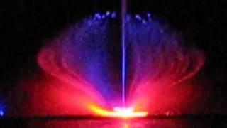 Невероятният фонтан във Виница, Украйна