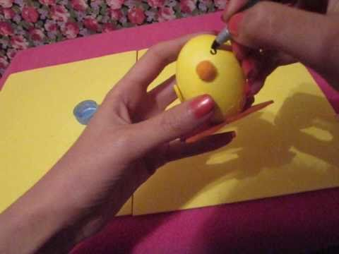 Великденски яйца декорация