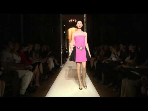 Модно ревю Yves Saint Laurent Пролет Лято 2012