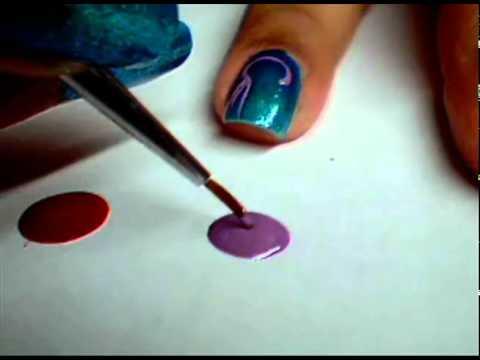 Как да си направим морски маникюр