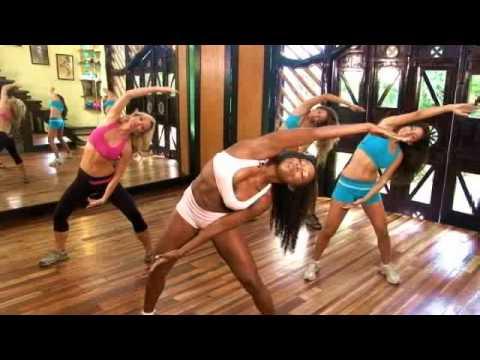 10-Минутна интензивна тренировка за тънка талия
