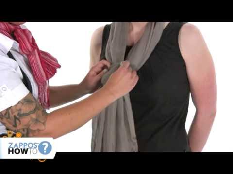 3 начина за връзване на шал