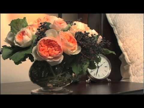 Как да декорираме дома с цветя