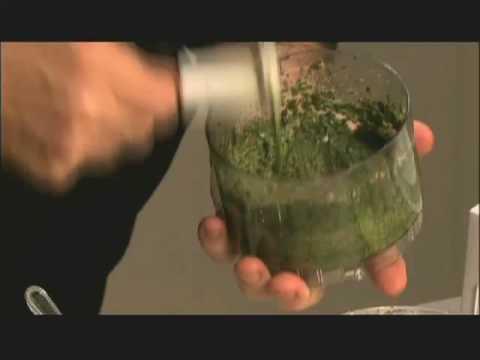30 секунди с Жак Пепен Рецепта за Песто