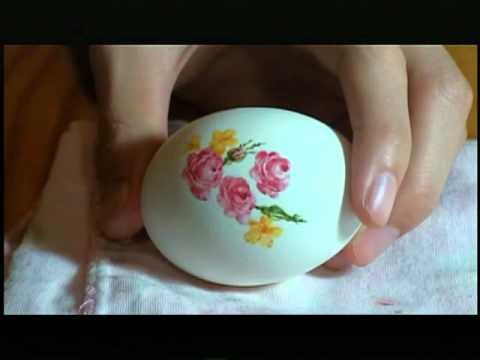 Как да изрисуваме невероятно красиви яйца за Великден