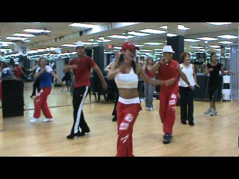 Интензивна тренировка Зумба - Shakira, Rabiosa