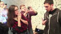 Динамо Магьосникът впечатлява Ким Кардашиян и Деми Мур