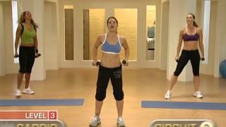 Програма за отслабване с упражнения 30 дни Ниво 3