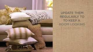Бърз съвет как да декорираме с възглавнички