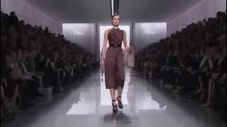 Christian Dior - Есен Зима 2012/2013 модно ревю