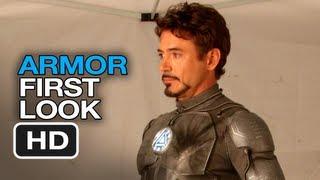 Железният човек 3, Iron Man 3 Пръв поглед 2013 Робърт Дауни-младши