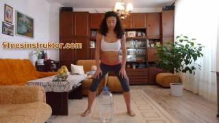 Уникално упражнение за корем и цялото тяло