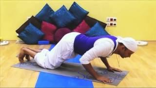Аман Соод за Йога при болки в гърба и кръста