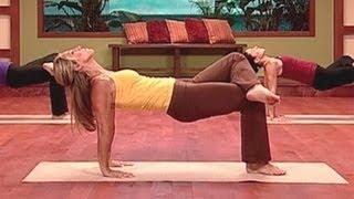 Йога за крака с Денис ОСтин