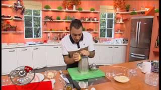 Филе от бяла риба и кускус с карфиол