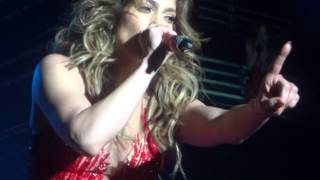 Jennifer Lopez - в София 18.11.2012 papi
