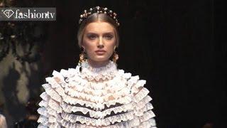 Dolce & Gabanna Есен 2012 Седмица на модата в Милано