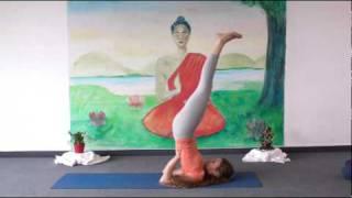 Йога за начинаещи упражнения