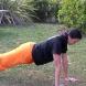 Йога упражнение за посрещане на слънцето на испански