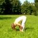 Йога упражнения от изправено положение