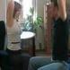 Офис серии за разтягане на тялото