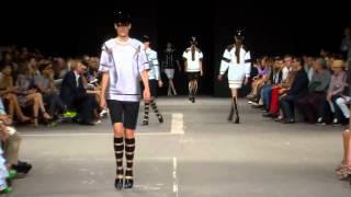 Alexander Wang пролет лято 2013 модно ревю