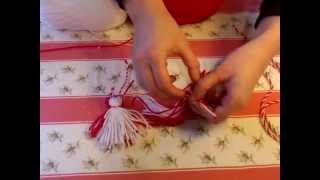 Как да направим мартеница лесно