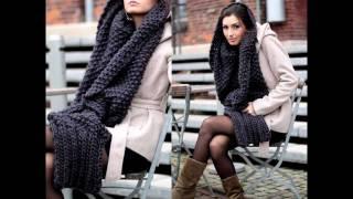 52 идеи за зимен стайлинг с шал