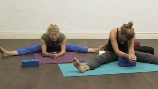 60 минути йога за гръбнака