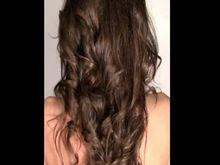 Как да се накъдрим с преса за коса
