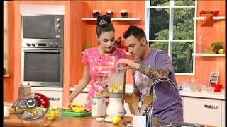 Рецепта за крем от манго