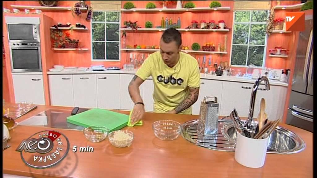 Пържени хапки от круши, лимон и джинджифил