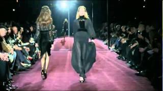 Gucci Есен Зима 2012/2013 екслузивно модно шоу