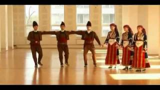 Сворнато хоро-изпълнение