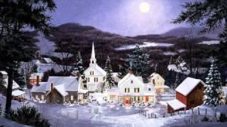 Снежен човек-детска Коледна песничка