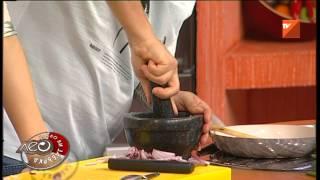 Рецепта за Пилешка салата