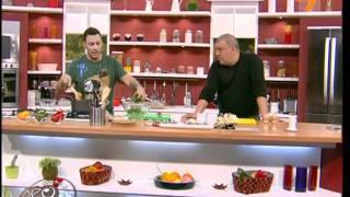 Рецепта за Спанак на фурна с пилешки филета