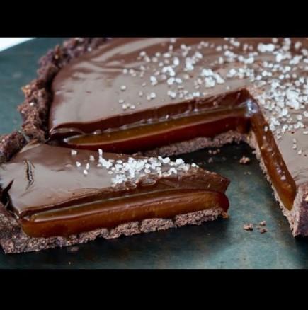 Как се прави шоколадов тарт?