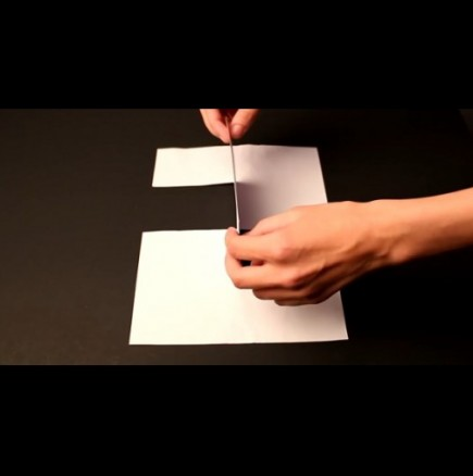 10 забавни трика с хартия за вас и вашето дете