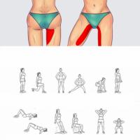 Кетълбел суинг упражнение