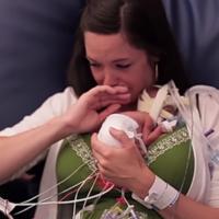 Недоносено бебе- трогателна история