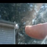 Премахване на пукнатина от предното стъкло на колата