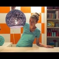 Как да си направите лампа-фенер у дома